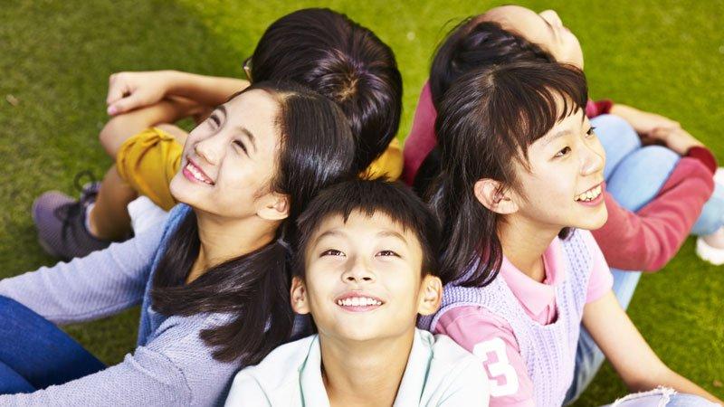 和青少年相處,你得更輕柔、更放心