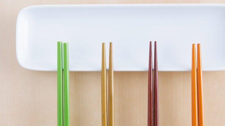 譚敦慈:筷子怎麼選?怎麼用?清潔保存有學問