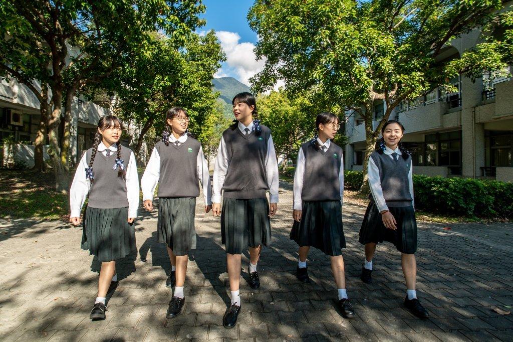 走出教室學素養! 慈大附中鼓勵學子自主學習,以全方位國際教育培養未來能力