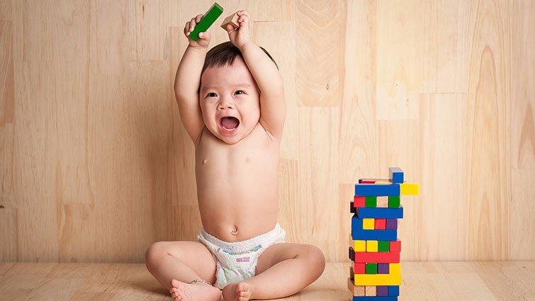 打造幼兒的想像大世界