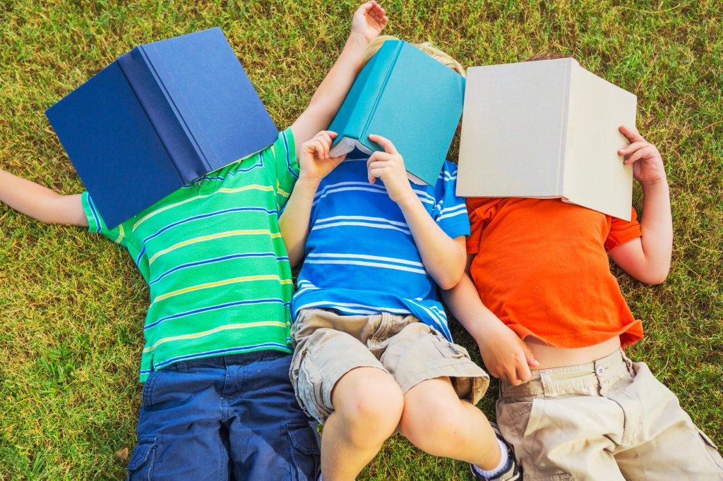 【懶人學英文!】讓孩子進入英文閱讀的世界