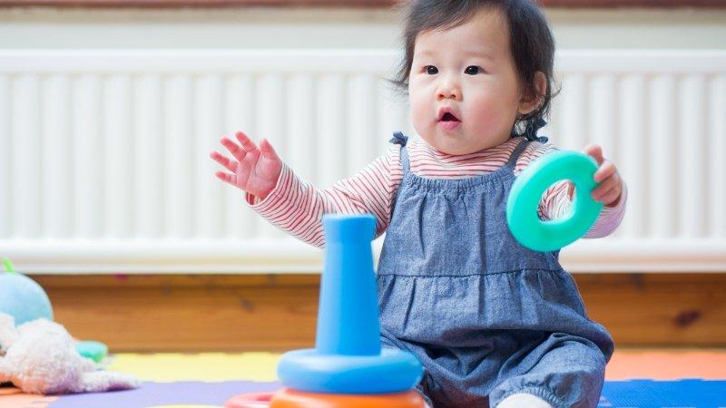 寶寶運動好處多多,在家也能做!