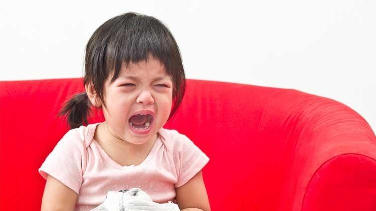 孩子發燒了!原來是玫瑰疹
