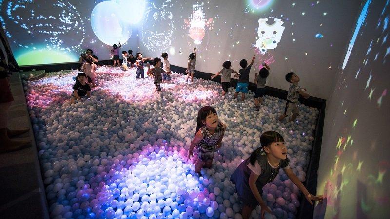 抓住暑假的尾巴!新北市兒童藝術節「未來怪獸島」登場 彰雲嘉南玩藝術到10月