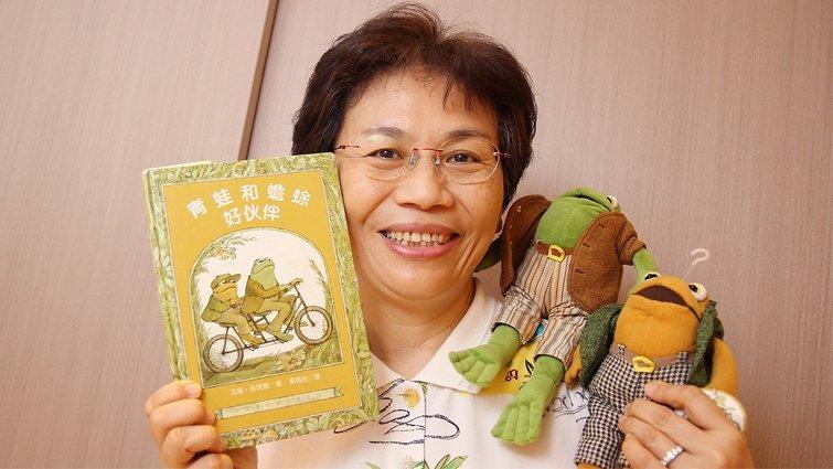 台灣兒童閱讀學會理事盧本文:祖孫共讀必須對書存在情感