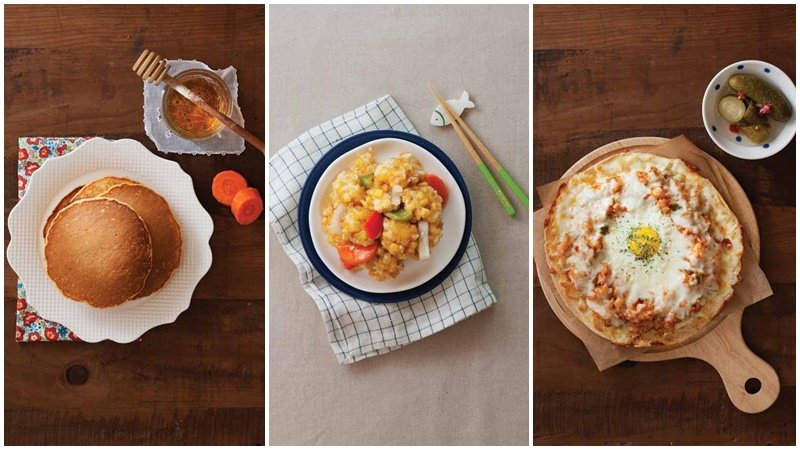 零廚藝也能做!小孩最愛、最營養好吃的5道點心料理