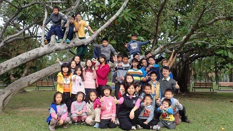 台北市大安讀經學園:讀聖賢書健全人格發展