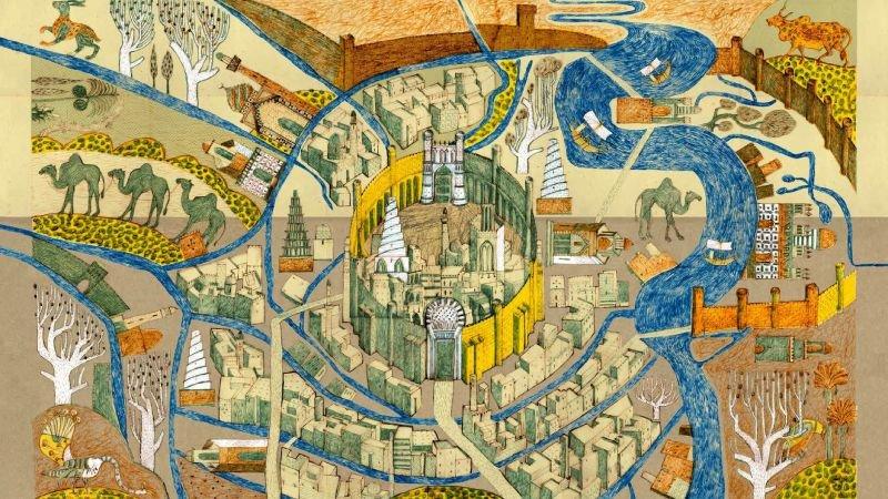 「絲路」佔據課本的一個角落,卻是影響歷史的關鍵詞