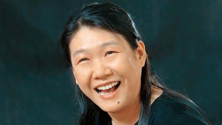 林淑媛:累積18年教案,用感受力教英文
