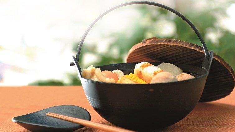鍋物料理  暖呼呼上桌