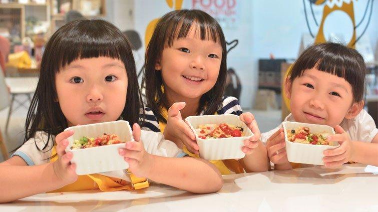 2016台灣美食展:體驗食育之美
