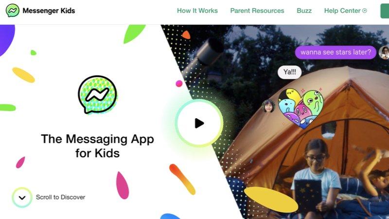 兒童版 Messenger 在台上線!家長可監看孩子訊息、過濾陌生人