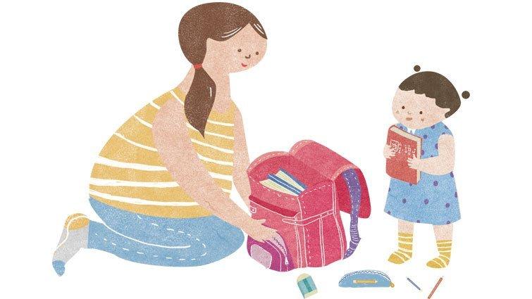 3準備,給孩子好的學習開始