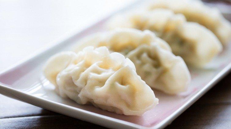 超輕鬆水餃瘦身法─低卡高麗菜雞肉水餃