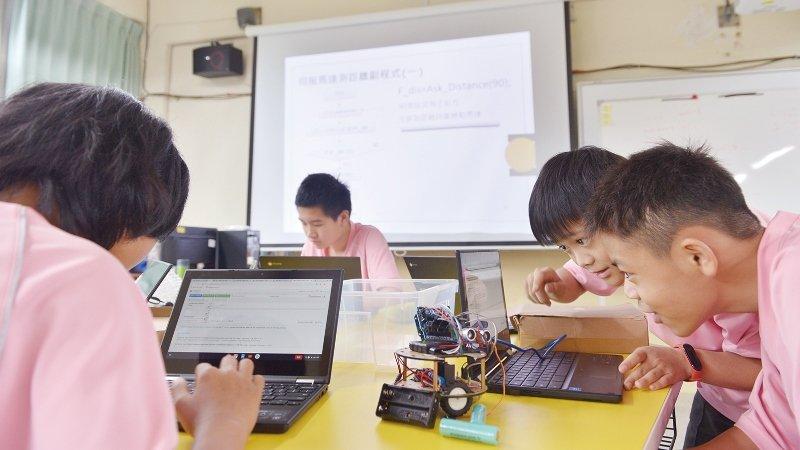 國中直擊 │課程更貼近生活重視考試以外的能力