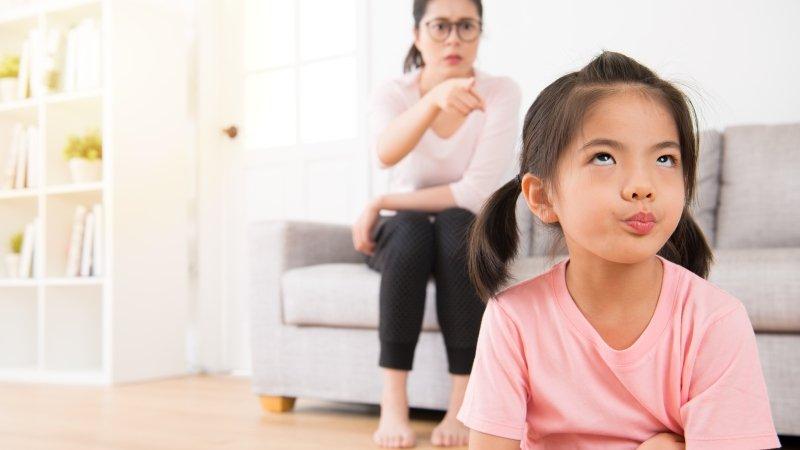 孩子很愛故意唱反調,怎麼辦?