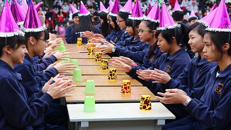 台南市光華高中國中部:多元智慧實驗班開發潛能