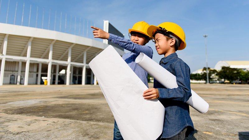 讓孩子擔任職業觀察員,全家出遊也讓孩子態度能力值爆發
