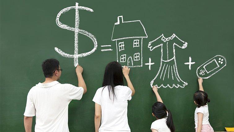 結婚生子後,財務怎麼規劃?夫妻、親子理財6問答