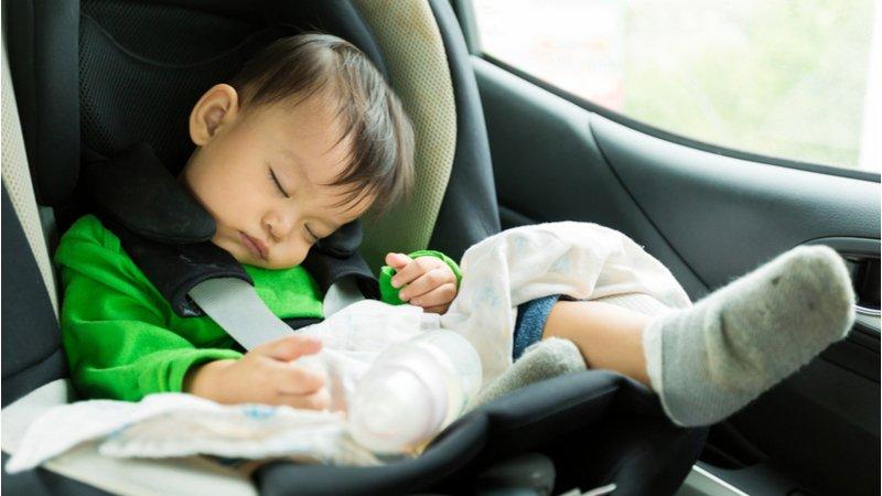 新春開車遊,安全座椅不能少 叫車、租車業者推友善寶寶服務
