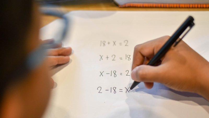 數學領域的素養之壁,從結合生活開始找尋解答