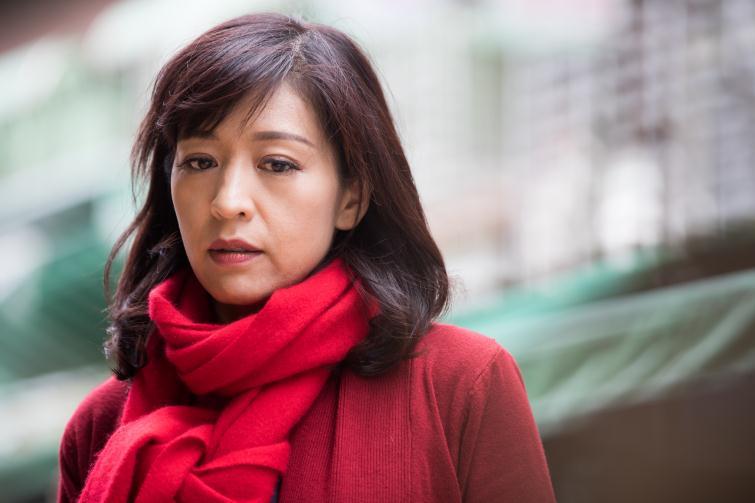 作家朱國珍:媽媽終於牽起我的手,這條路走了40年
