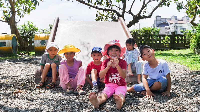 慈心華德福幼兒園 注重孩子身心靈發展