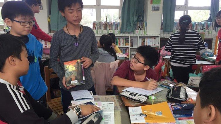 學期成績如何進步?林怡辰:踏實閱讀一學期,感受複利的力量!