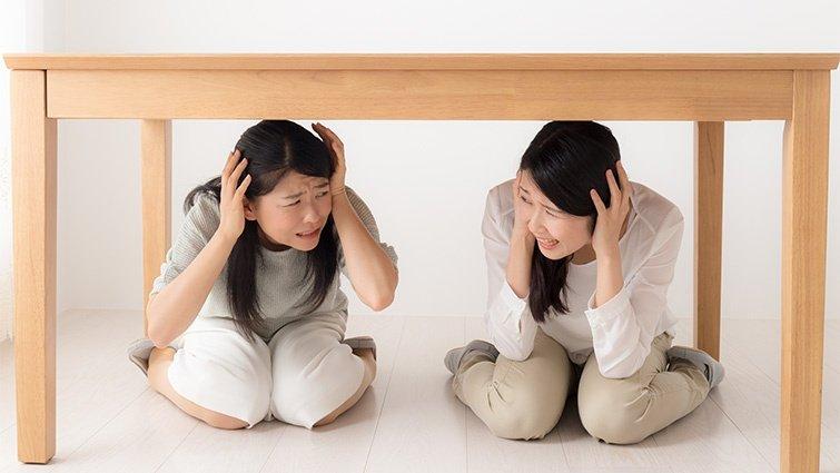 地震發生時在家最常犯的7個錯誤