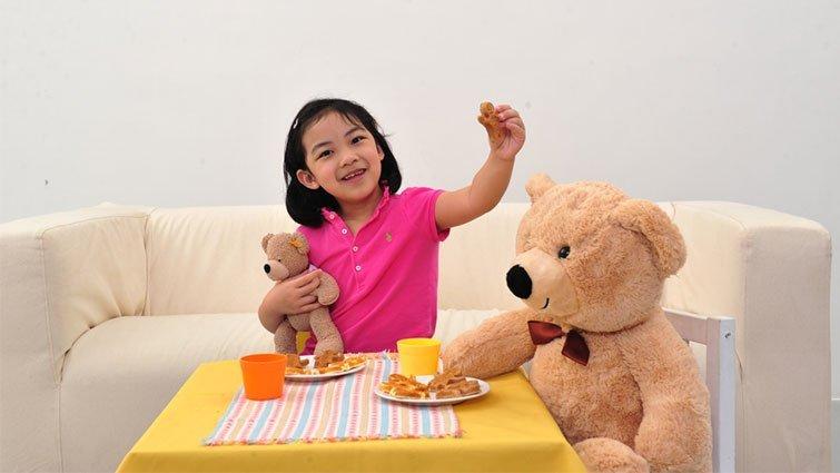 新鮮事/英調查:孩子5歲最美好