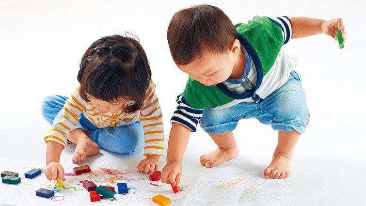 為寶寶設計的「玩創作」好物