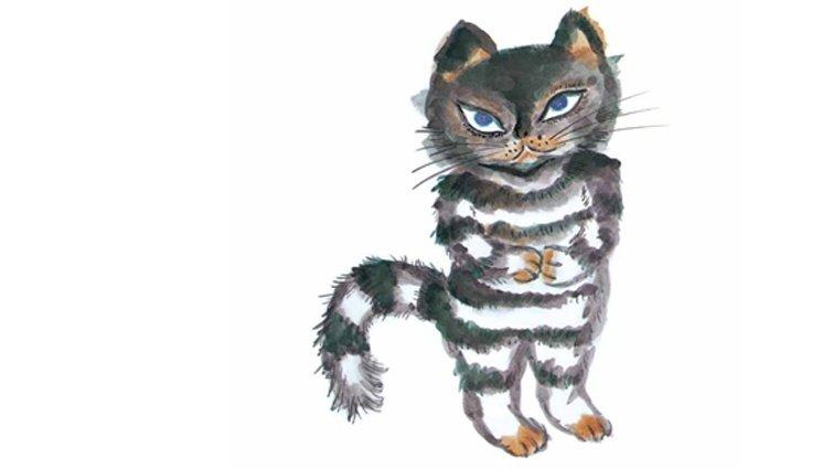 張淑瓊:「超過了」的愛讓一切變得不一樣--佐野洋子《活了100萬次的貓》