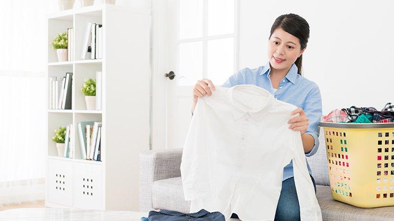 家務不是媽媽義務,受不了的人,自然會做囉!