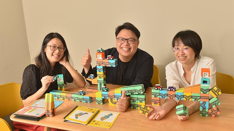 台灣玩具之光Qbitoy
