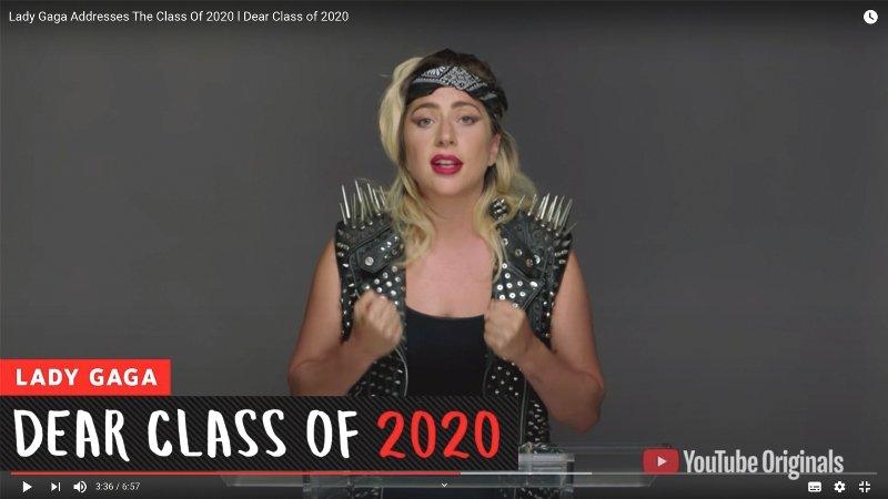 YouTube線上畢典,名人發聲反種族歧視|美疫情下的畢典   留下兩個歷史印記