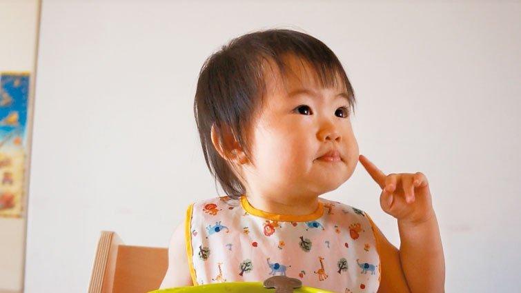 小雨麻:手語溝通讓女兒非常好帶