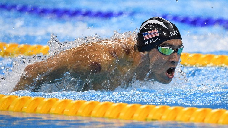 永不放棄的過動奧運金牌:費爾普斯啟示錄