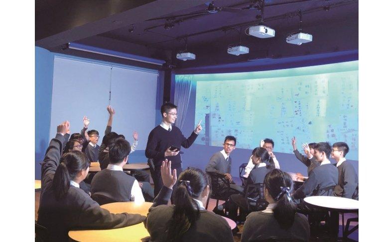 型塑品格為先的人文素養,為東台灣國際科學教育奠基 慈濟大學附屬高級中學  以創意、行動,培養世界級人才