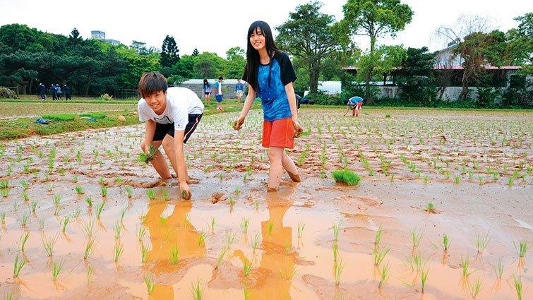 孕育貼近土地的永續環境推手