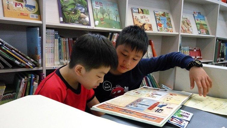 陳欣希:大人小孩都可為「讀者」和「文本」搭橋梁【欣希觀點】