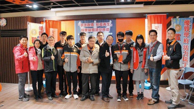 宜鼎國際教育基金會 募捐壞家電供技職生修復捐公益