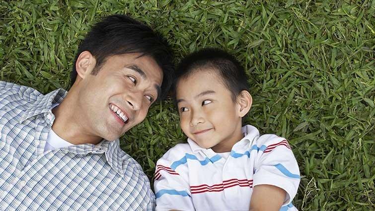 綠豆粉圓爸:教孩子之前要先懂孩子