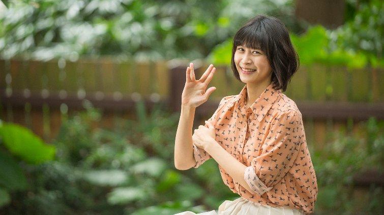 花甲「雅婷」江宜蓉:謝謝爸媽的「不誇獎」