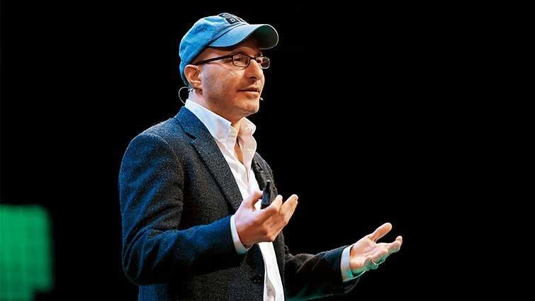 Code.org創辦人帕托維 讓電腦科學成為美國通識教育