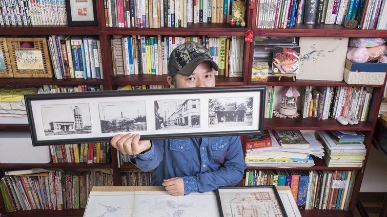 如果歷史課本給他編就好了!最有梗的台灣史寫手黃震南
