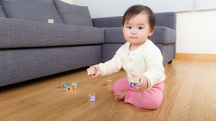 培養理性腦,幼兒期多動手指