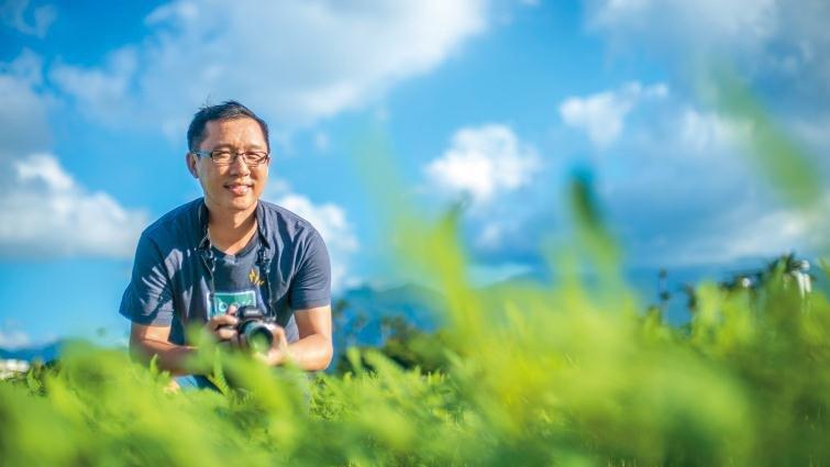 北成國小老師李易倫:離開教室學更多,帶小學生拍紀錄片