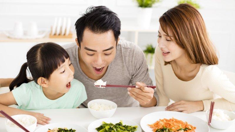 如何降低吃飯的親子衝突?
