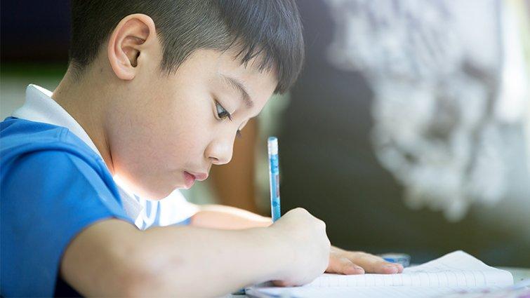 孩子不會寫長文,也不會用修詞和成語...林怡辰的讀寫教育──高年級篇