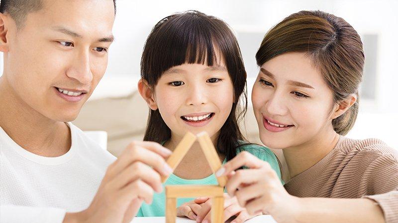 鄧惠文:讓孩子在「愛的等邊三角形」正常、健全的成長